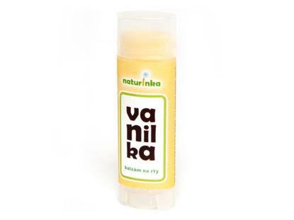 Vanilkový balzám na rty (5 ml)