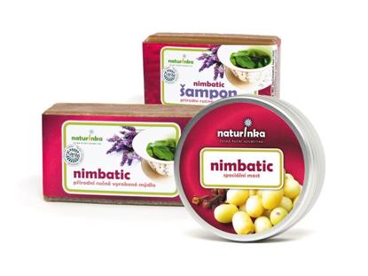 Nimbatic - balíček (2 X 110 g + 80 ml)